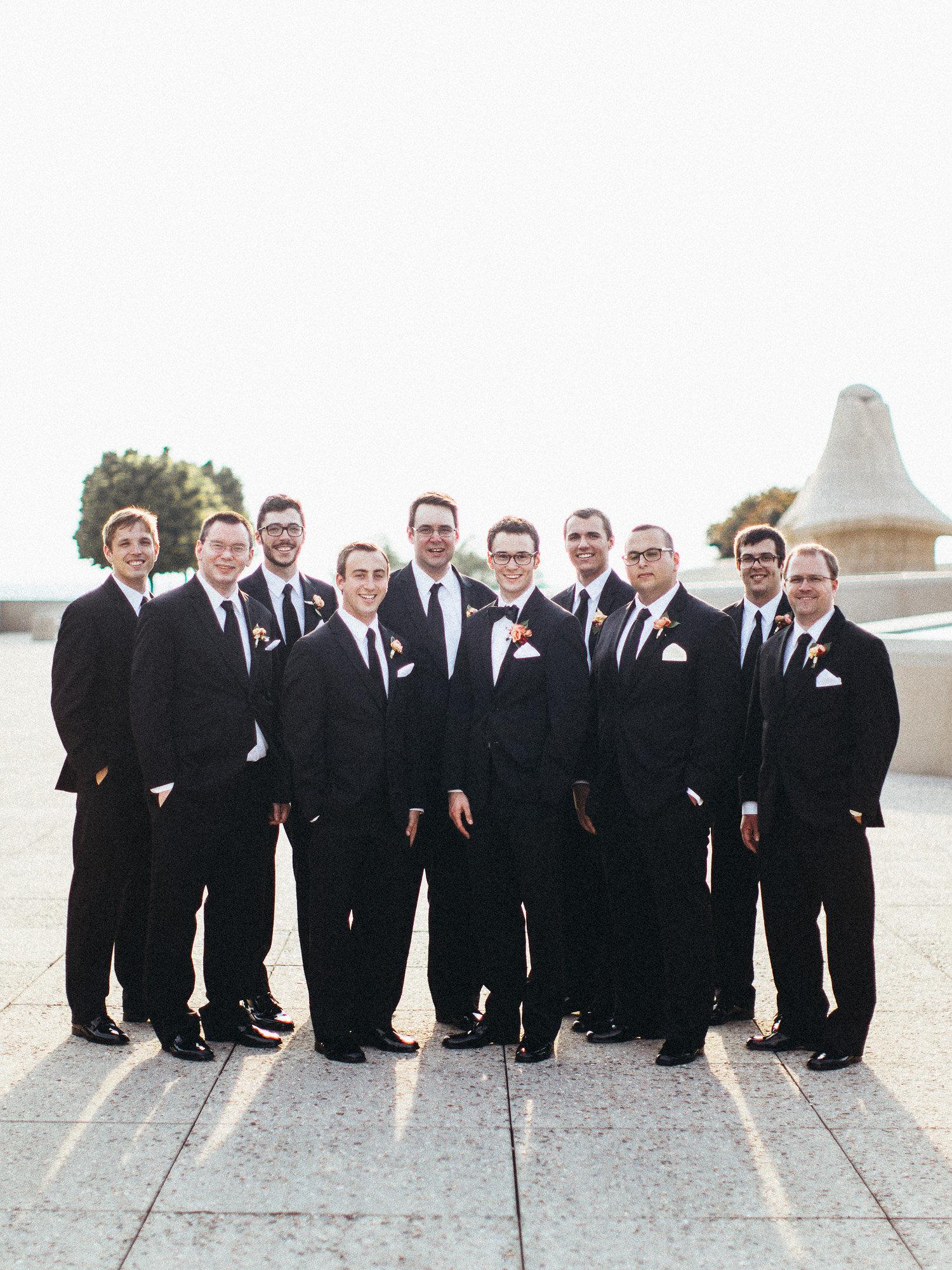 Kansas City Groomsmen