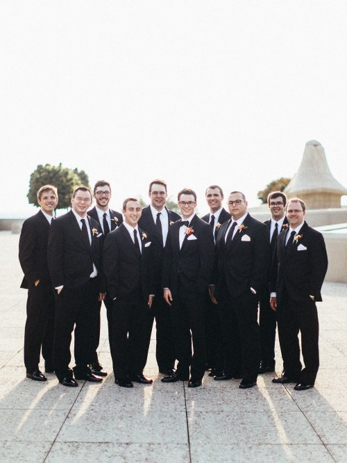 Kansas City Groomsmen