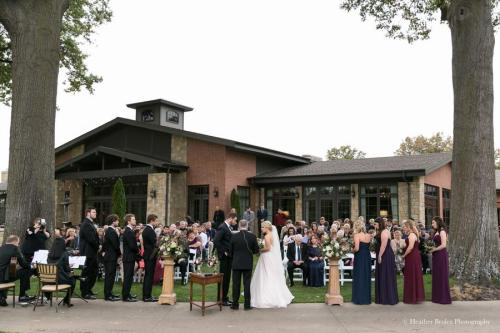 Indian Hills Country Club Wedding