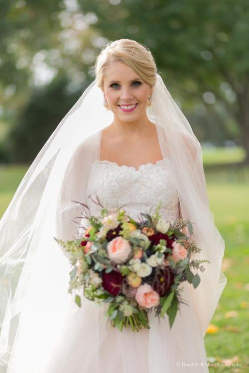 KC Fall Bride