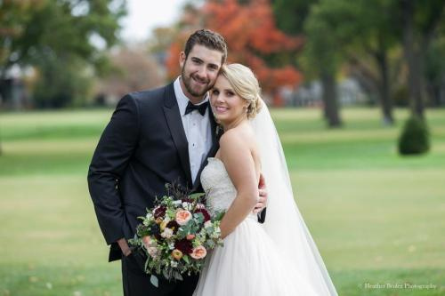 KC Fall Wedding