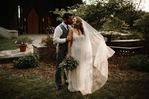 Powell Gardens Wedding