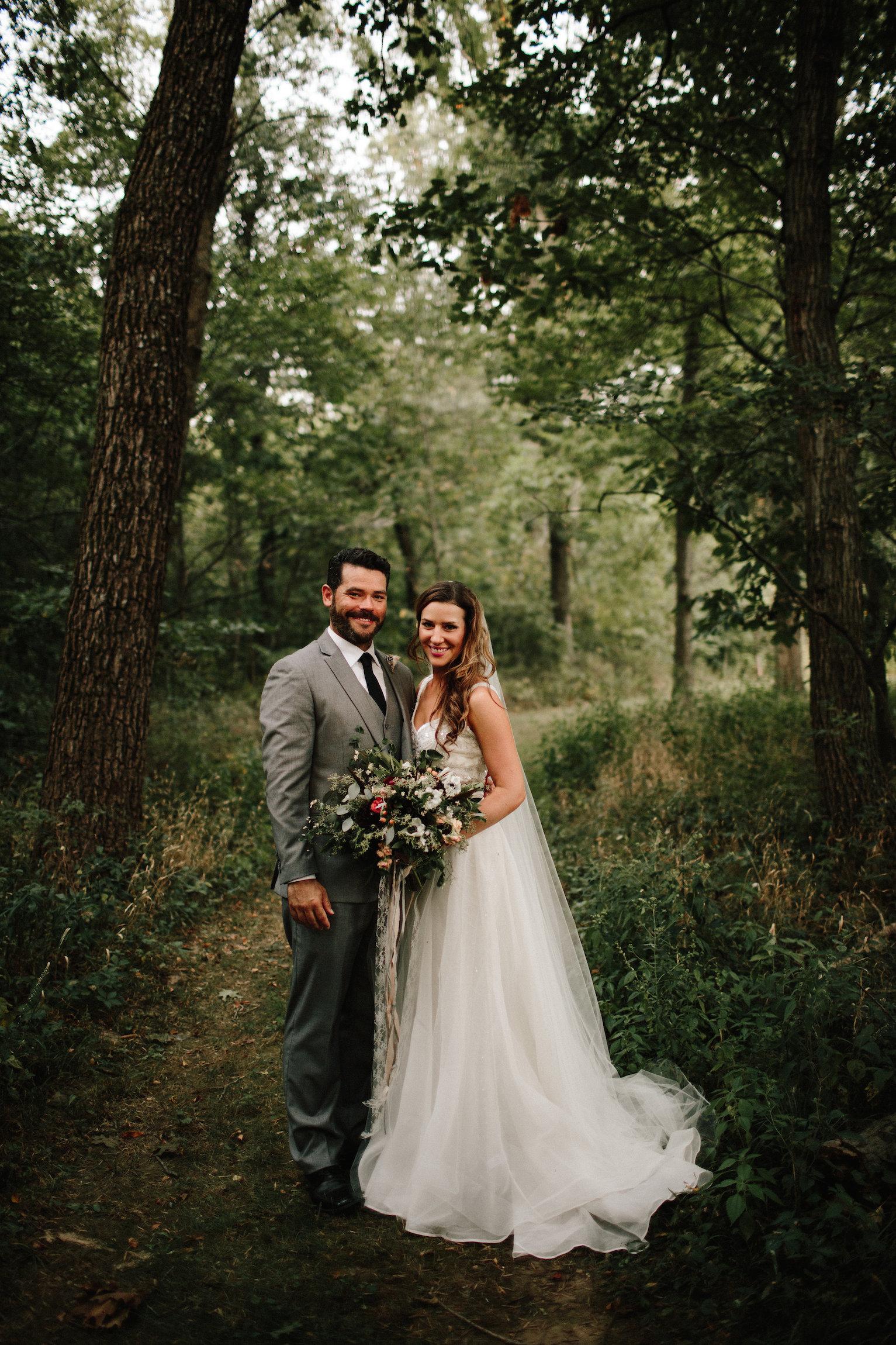 Powell Gardens Wedding
