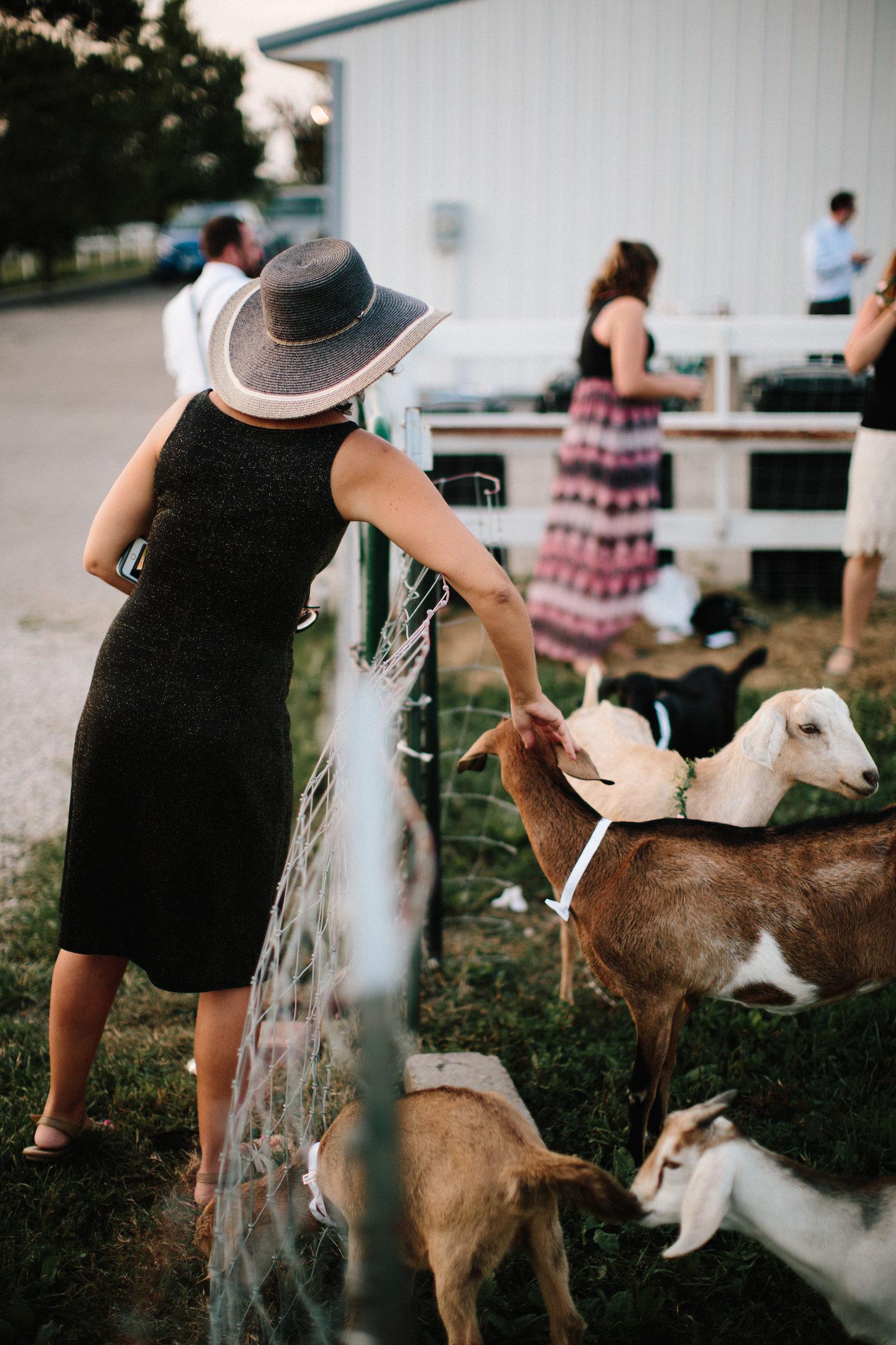 KC Farm Wedding