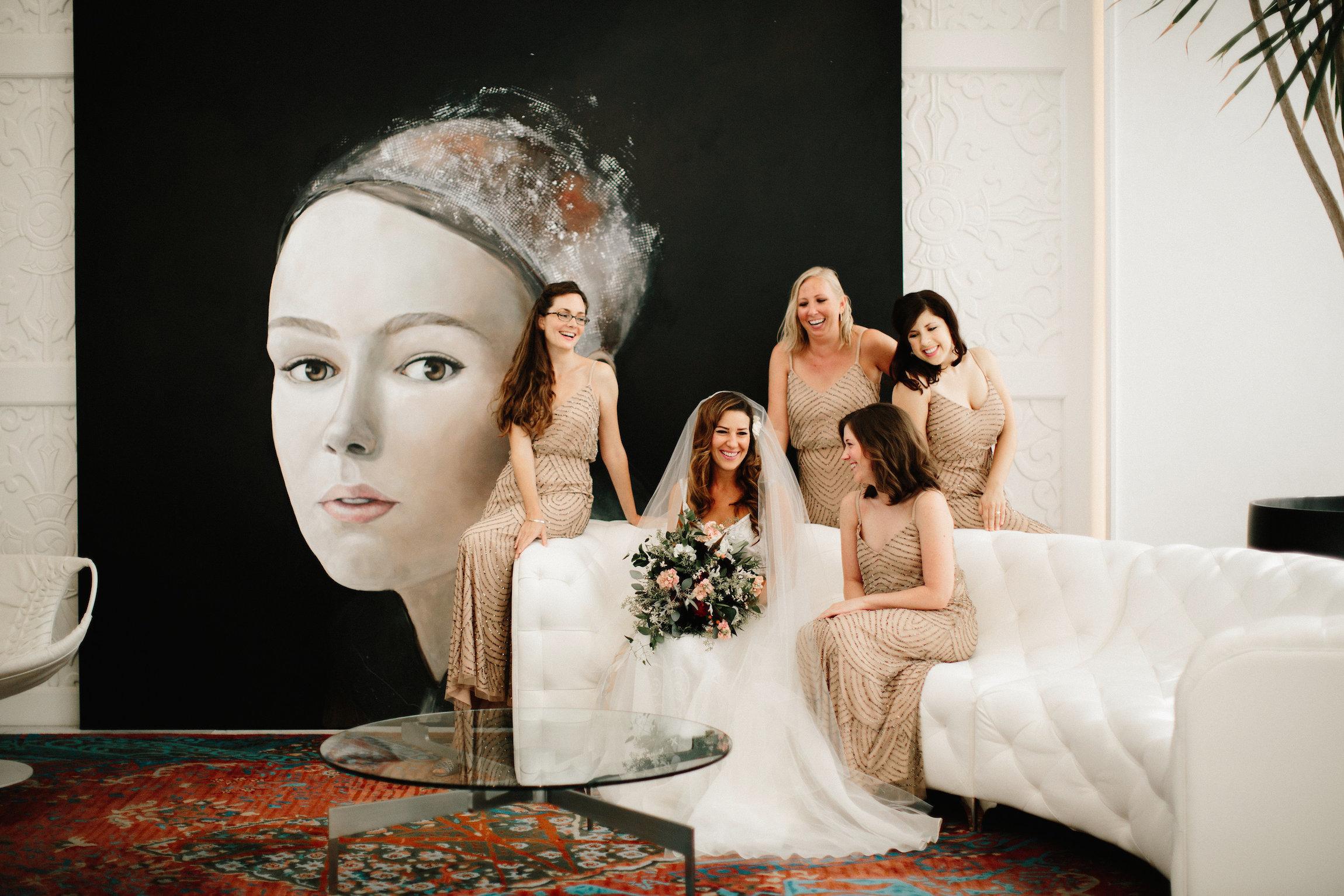 Kansas City Bridesmaids