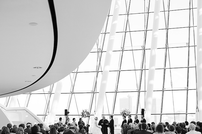 Kauffman Wedding Ceremony