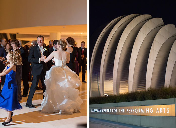 Kauffman Wedding Reception
